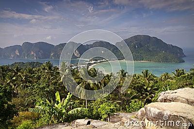 Thailand: Koh Phi Phi island