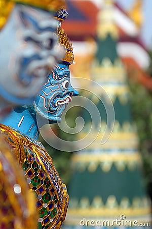 Free Thailand Mask Stock Images - 4370744