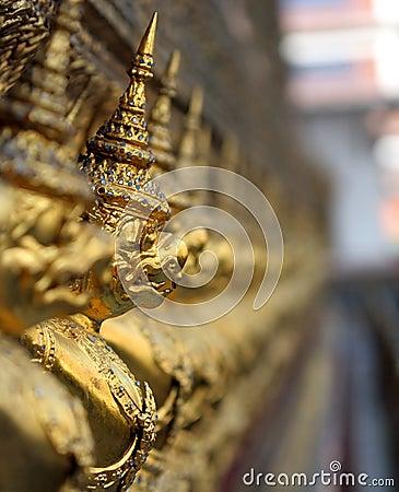 Free Thailand Mask Stock Image - 4370811