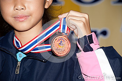 Thailand Open Karate-Do Championship 2013 Editorial Stock Image