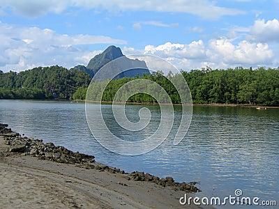 Thailand s Phang Nga Bay