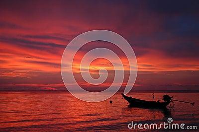 Thailand Sunset, Koh Tao