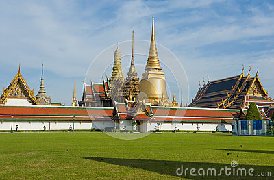 Thailand Tradition Landmark, Grand Palace