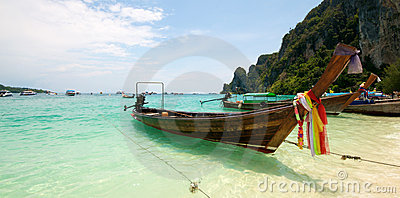 Thailand Vacation Beach