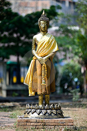 Thailand Wat Jed Yod in Chiang Mai