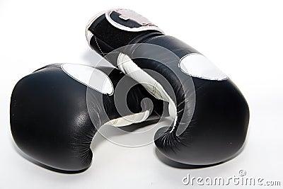Thailändische Boxhandschuhe Muay