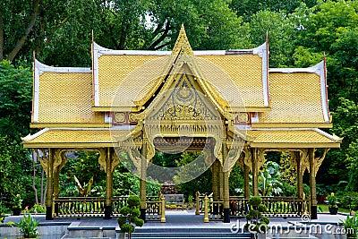 Thailändsk paviljong (salaen)