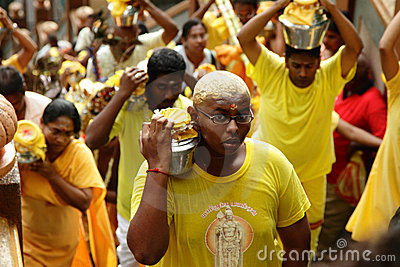 Thaipusam 2011 Editorial Photography