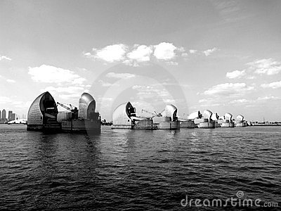 The Thames Barrier 7