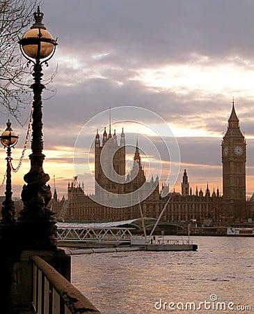 Thames, Ben grande