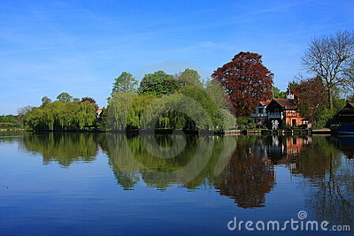 The Thames at Cookham