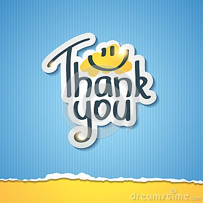 Free Thank You Stock Photography - 30407492