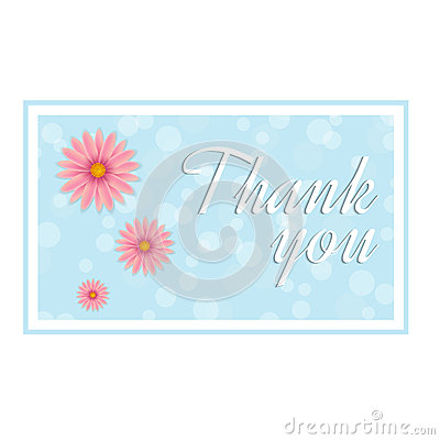 Free Thank You Stock Photography - 90615422