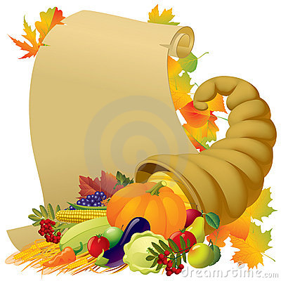 Free Thanksgiving Banner Royalty Free Stock Image - 10820816