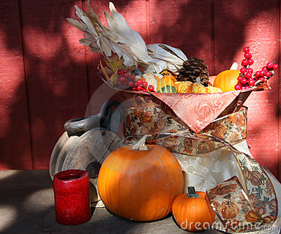 Thanksgiving Fall Harvest