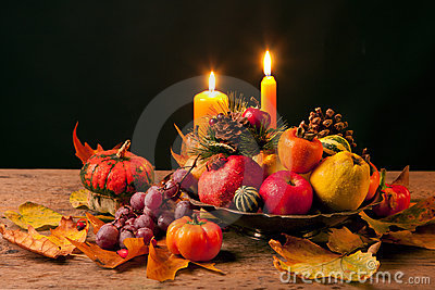 Thanksgiving Still Life