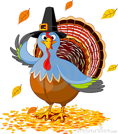 Free Thanksgiving Turkey Royalty Free Stock Photo - 10717815