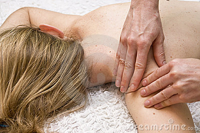 Tharapy massage