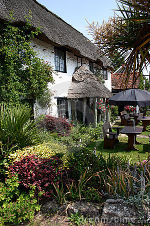 Thatched Devon Pub