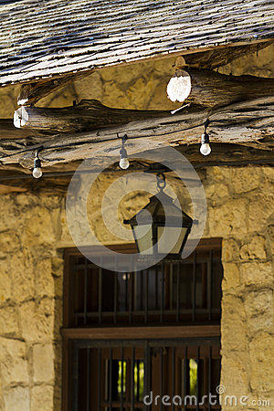 Free The Alamo Royalty Free Stock Photo - 28505535