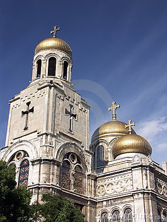 Free The Assumption Cathedral Stock Photo - 1344510