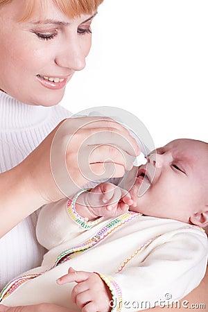 Free The Baby Stock Photo - 11730150