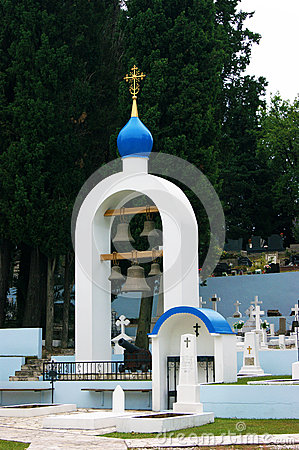 Free The Belfry Orthodox Church Stock Photography - 71756692