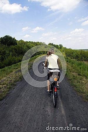 Free The Biking Stock Photo - 12799630