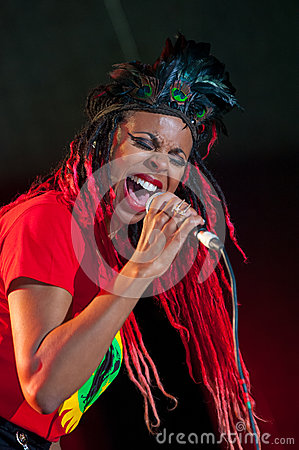 Free The Brand New Heavies Group Performs At Usadba Jazz Festival Stock Images - 33723744