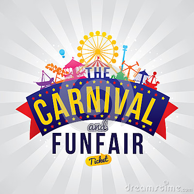 Free The Carnival Funfair Stock Images - 56633294