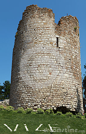 Free The Castle Of Vize. Stock Photos - 25708513