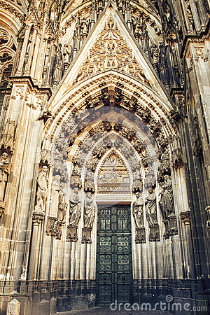 Free The Cathedral Of Cologne Detail Stock Photos - 47973563