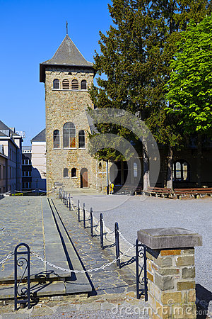 Free The Chapel Of St Francis Of Assisi Stock Photography - 25420452