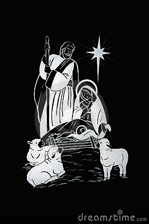 Free The Christmas Nativity Royalty Free Stock Photography - 1983607