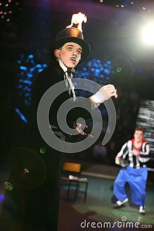 Free The Clown Royalty Free Stock Photos - 4216048
