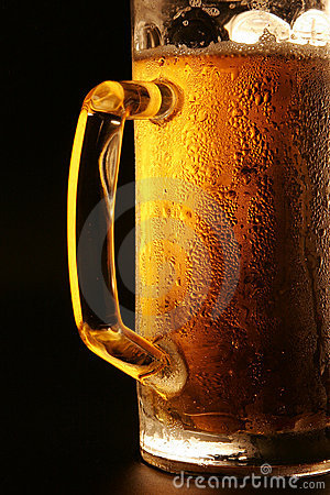 Free The Cold Beer Royalty Free Stock Photo - 2822345