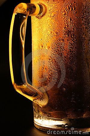 Free The Cold Beer Royalty Free Stock Image - 2840536