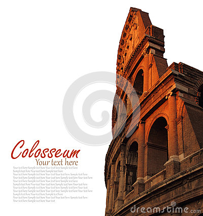 Free The Colosseum In Rome Royalty Free Stock Image - 32463466