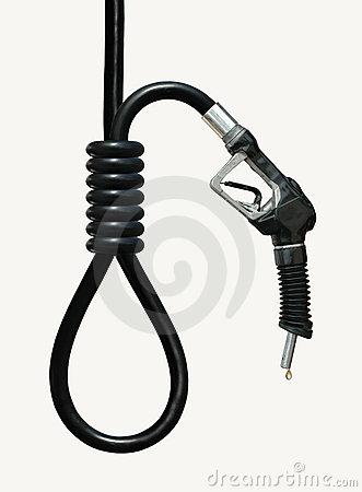 Free The Cost Of Gasoline Stock Images - 1074074