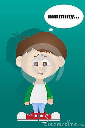 Free The Crying Child Stock Photos - 46551023