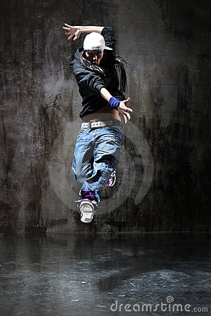 Free The Dancer Royalty Free Stock Images - 10340179