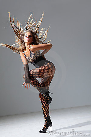 Free The Dancer Stock Image - 15817831