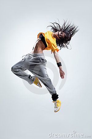 Free The Dancer Stock Photo - 17356760