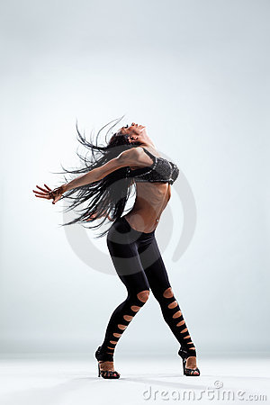 Free The Dancer Royalty Free Stock Images - 17744109