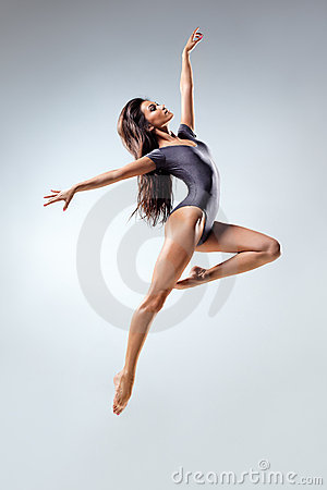 Free The Dancer Royalty Free Stock Images - 21231119