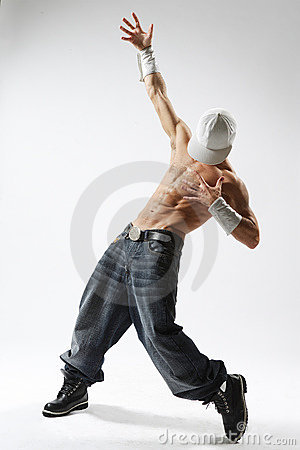 Free The Dancer Royalty Free Stock Photos - 2376488