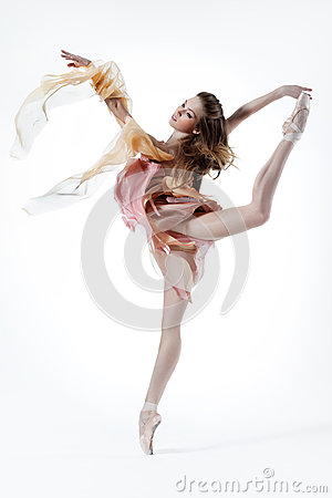 Free The Dancer Royalty Free Stock Image - 25408386