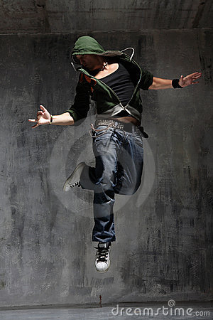 Free The Dancer Royalty Free Stock Photography - 3233997