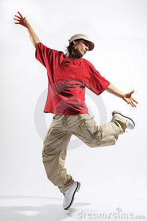 Free The Dancer Royalty Free Stock Image - 4109446