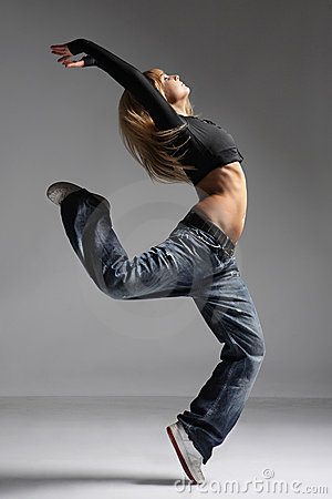 Free The Dancer Stock Photos - 5011513